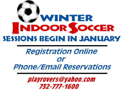 Rovers Indoor Camps 2018
